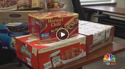 KNBN NewsCenter1 Food Drive video link